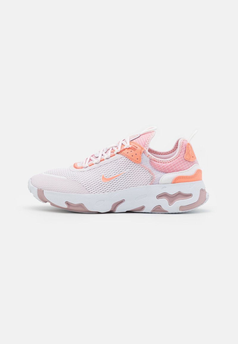 Nike Sportswear - REACT LIVE UNISEX - Sneakers laag - light violet/crimson bliss/white/champagne