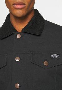 Dickies - MARKSVILLE - Light jacket - black - 5