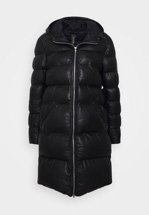 HEAVENTLY-FN - Leather jacket - black