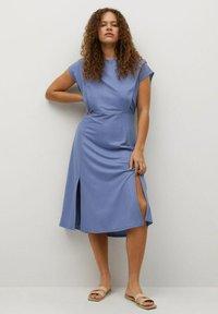 Violeta by Mango - Day dress - blau - 0