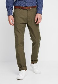 Scotch & Soda - STUART CLASSIC - Chino - olive - 0