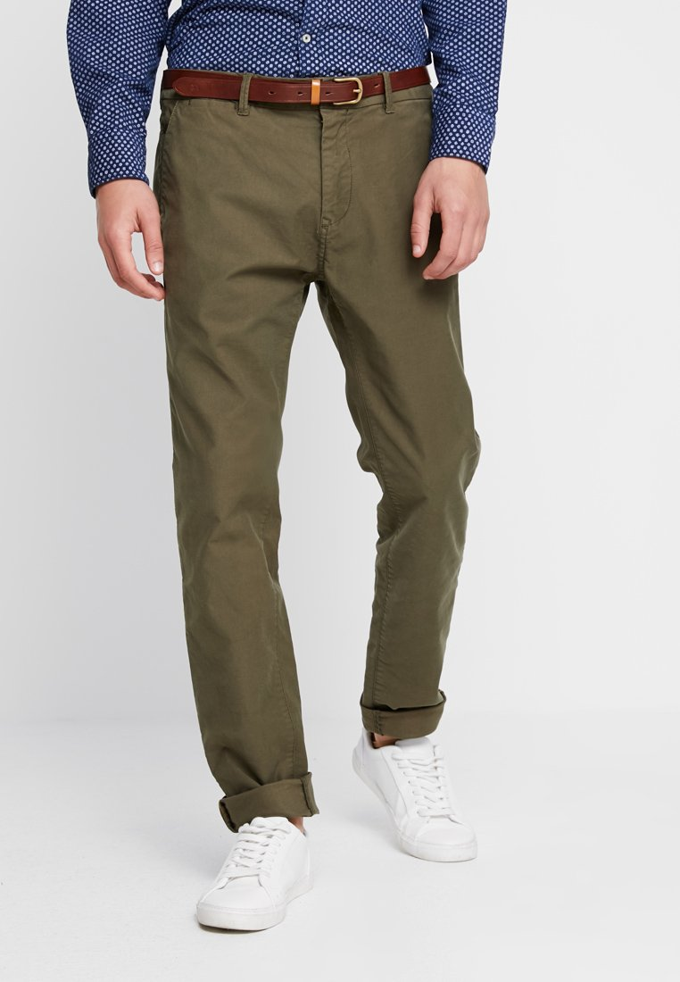 Scotch & Soda - STUART CLASSIC - Chino - olive