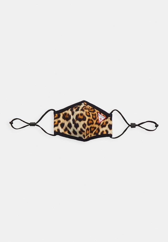 SOLID FACE MASK - Mascarilla de tela - full leo