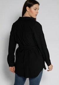Studio Untold - Summer jacket - schwarz - 1