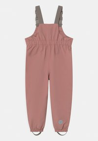 Wheat - OUTDOOR ROBIN TECH UNISEX - Rain trousers - antique rose - 1