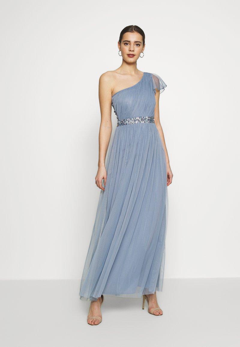 Sista Glam - MARIAH - Společenské šaty - blue