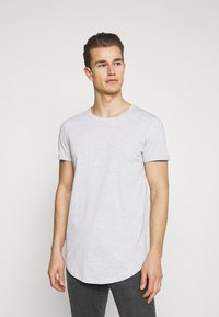 TOM TAILOR DENIM - 7 PACK  - T-shirt - bas - black - 3