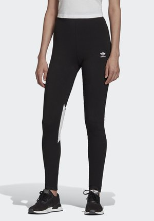 BELLISTA - Leggings - Trousers - black