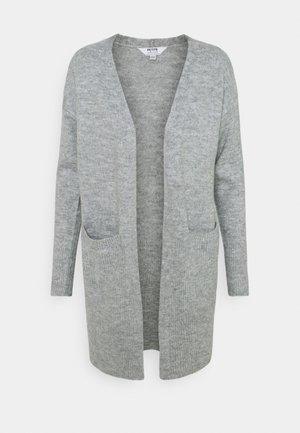 CARDIGAN - Chaqueta de punto - light grey