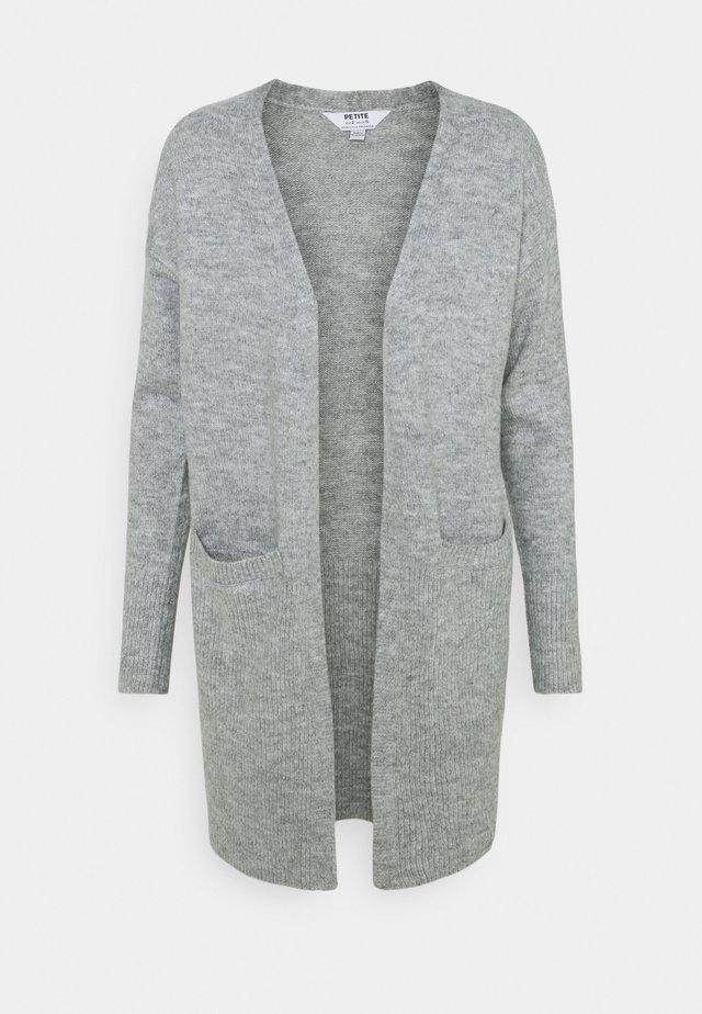 CARDIGAN - Kardigan - light grey