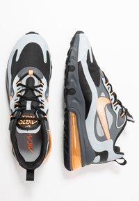 Nike Sportswear - AIR MAX 270 REACT WTR - Sneakersy niskie - wolf grey/total orange/black/dark grey - 2