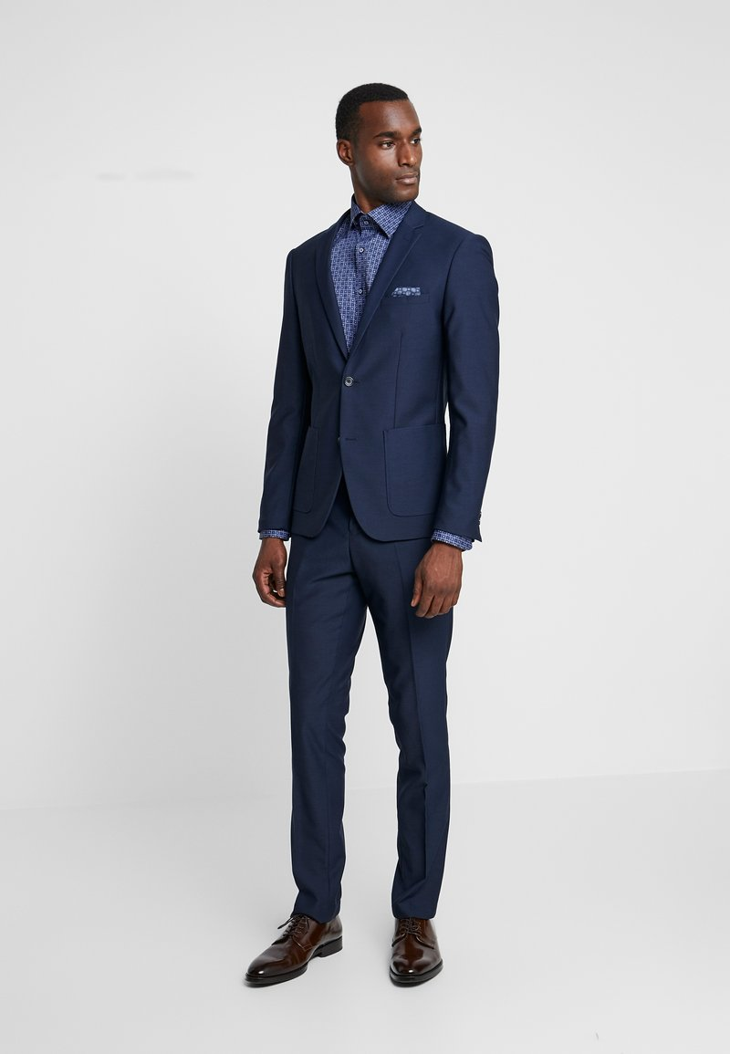 Lindbergh - STRUCTURE - Suit - dark blue