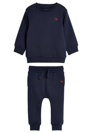 SET - Sweater - dark blue