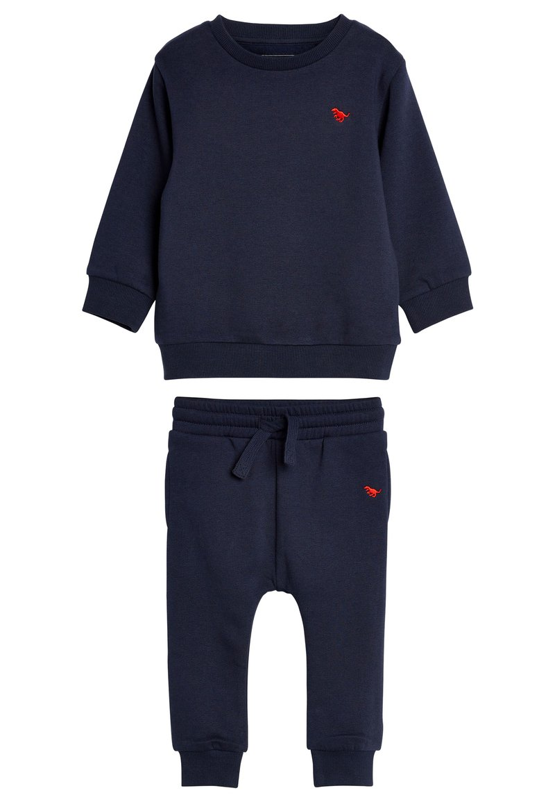 Next - SET - Sweater - dark blue