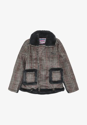 TIZZY - Winter jacket - deep black