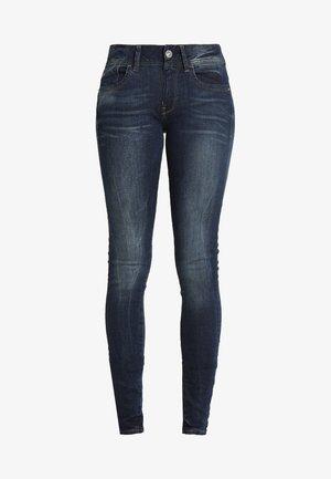 LYNN MID SKINNY NEW - Jeans Skinny Fit - neutro stretch denim