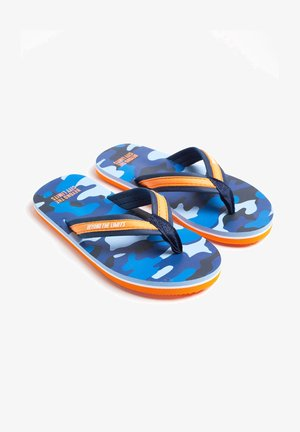 Sandalias de dedo - blue