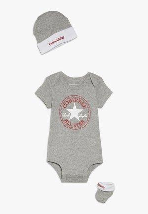 BABY GIFT SET - Body - vintage grey heather