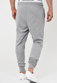 INDICODE JEANS - Pantalon de survêtement - lt grey mix - 2