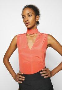Victoria Victoria Beckham - Blouse - lychee pink - 3