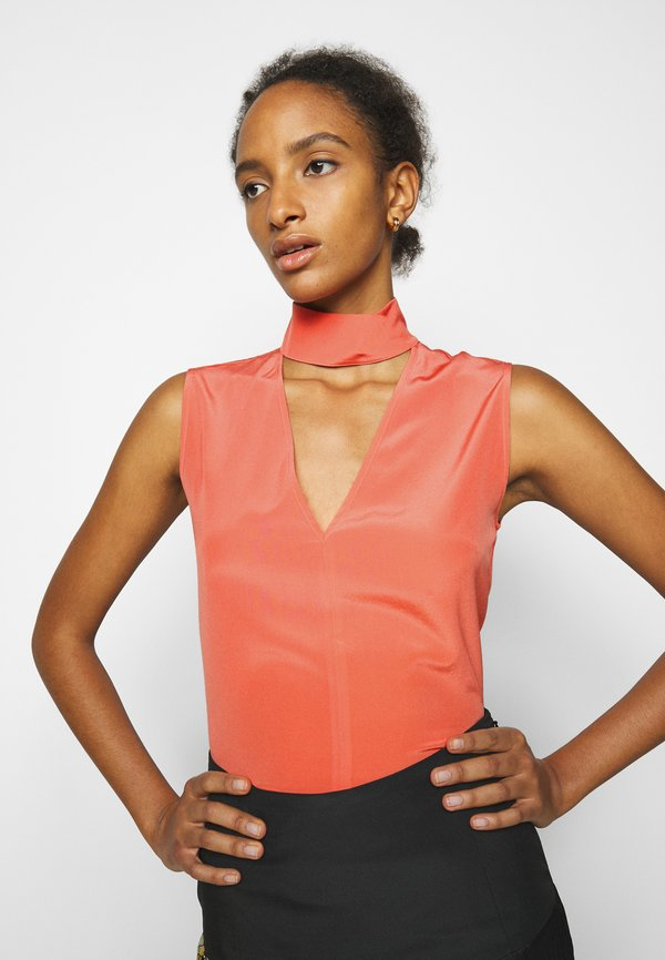 Victoria Victoria Beckham Bluzka - lychee pink/koralowy XNEZ
