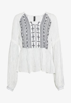 YASSTELLA TOP - Blůza - white