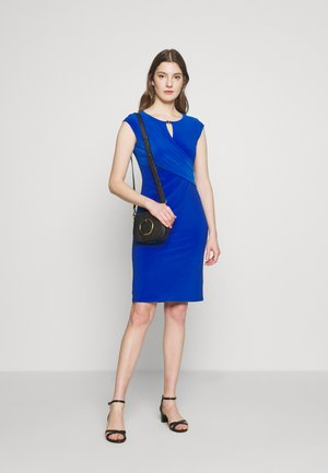 MID WEIGHT DRESS - Shift dress - regal sapphire