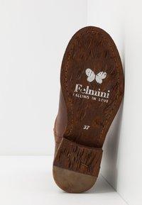 Felmini - VERDY - Cowboy/biker ankle boot - morat - 6