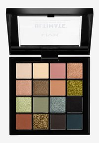 Nyx Professional Makeup - ULTIMATE SHADOW PALETTE - Eyeshadow palette - utopia 16 - 1