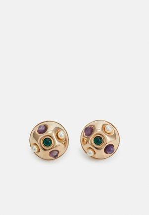 POST HALF SPHERE - Earrings - multicolor