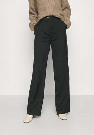 INDIA - Trousers - black
