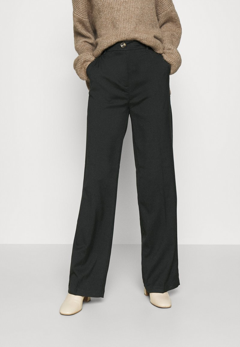 Pepe Jeans - Trousers - black
