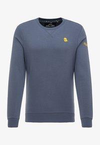 Schmuddelwedda - Sweatshirt - rauch marine - 4
