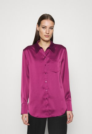 Košile - deep berry