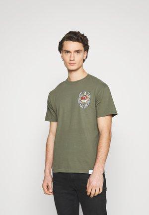 BRILLIANT ABYSS TEE - T-shirt med print - sag