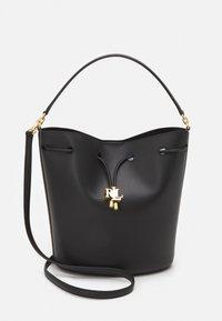 ANDIE DRAWSTRING LARGE - Handbag - black