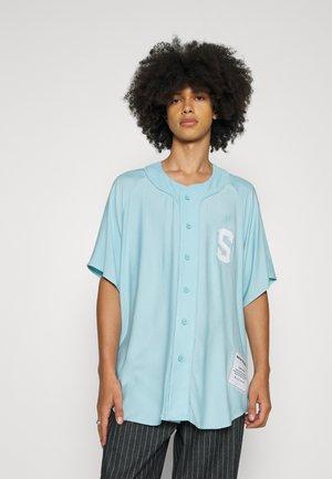 BASEBALL UNISEX - Shirt - skyblue