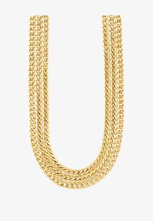 Halsband - gold plated