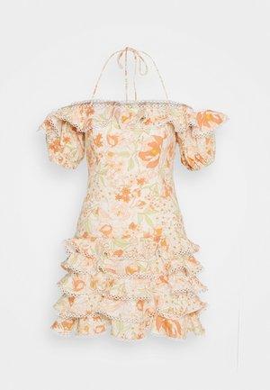 CAITLYN MINI DRESS - Kjole - retro