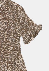 Name it - NKFDORAR - Print T-shirt - brown - 2