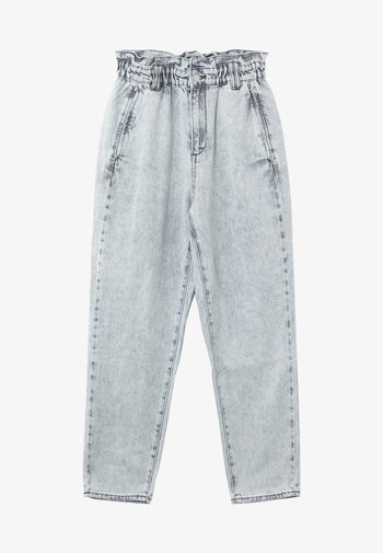Jeans Tapered Fit - grey