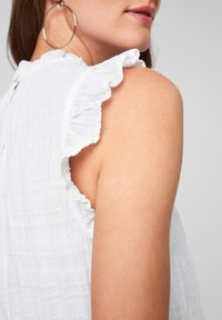 QS by s.Oliver - Blouse - white - 4