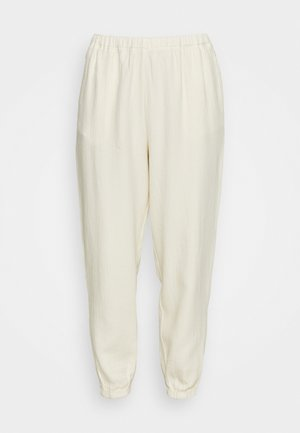 KYOBAY - Trousers - naturel