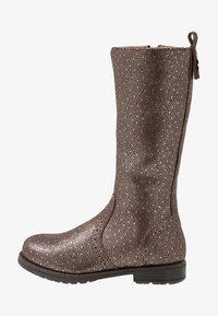 Bisgaard - HIGH - Zimní obuv - brown - 1