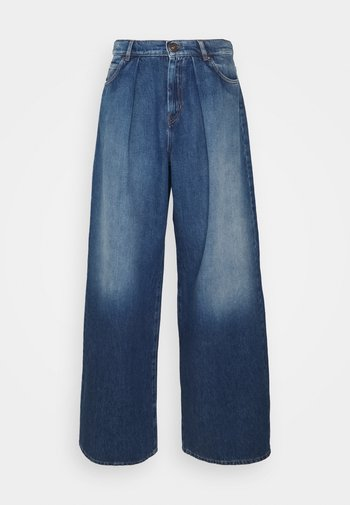 ANSELMO - Relaxed fit jeans - blue