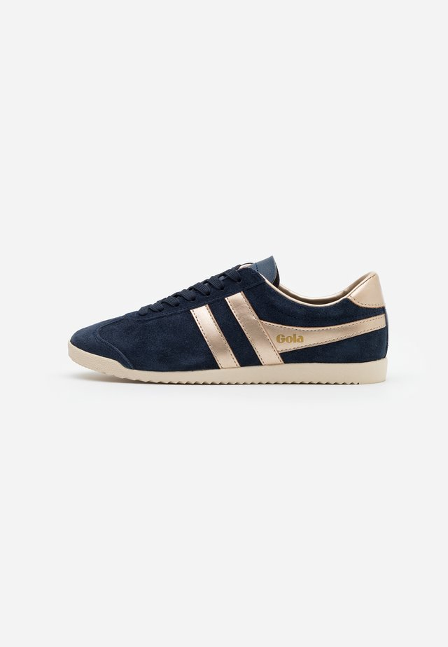 BULLET SAVANNA - Sneakers basse - navy/gold