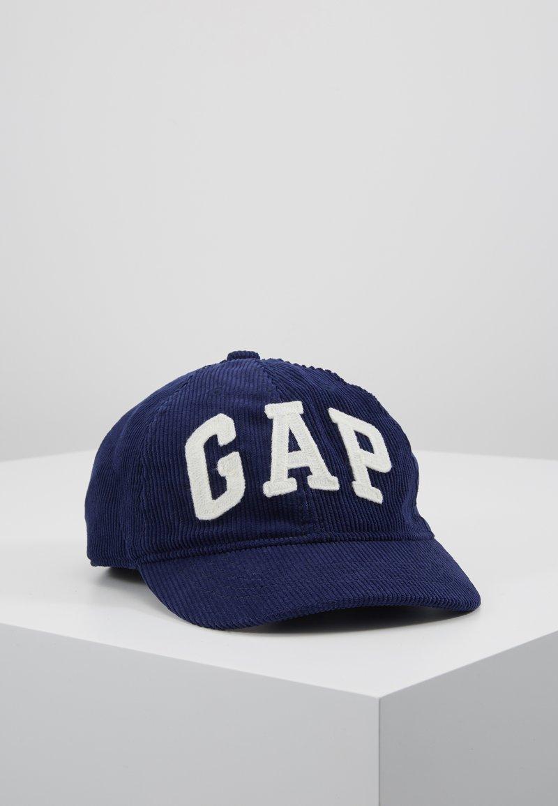 GAP - LOGO - Gorra - tapestry navy