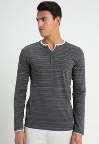 Esprit - T-shirt à manches longues - black - 0