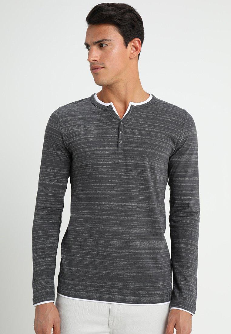 Esprit - T-shirt à manches longues - black
