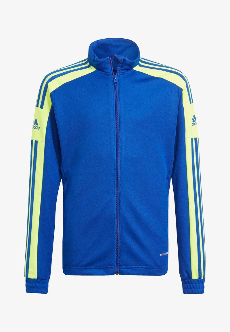 adidas Performance - Chaqueta de entrenamiento - blau